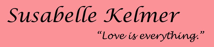 "Susabelle Kelmer - ""Love is Everything"""
